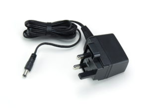 UK matching power plug for the Saalio